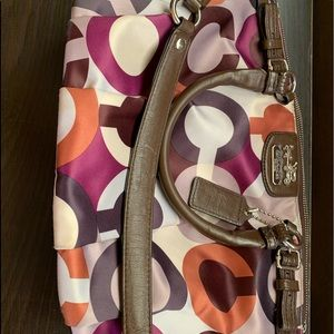 Coach purse and wallet in great shape asking $65